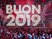 """ASCOLTI LUNEDI' DICEMBRE: grandi ascolti """"L'Anno Verrà"""" Rai1 surclassa """"Capodanno musica"""" Canale5"""