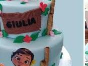 Torta oceania party