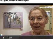 Edith Bruck, laureata Roma Tre: ragazzi diffidate urla