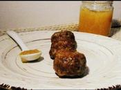 Marmelade meatballs with cider vinegar glaze Redone Gennaio