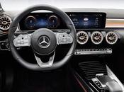 Mercedes: MBUX debutta sulla nuova