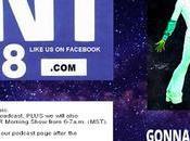 """Gonna Make Dance"", Music Track Fratelli Stellari, Being Broadcast Kint98.com Radio From Paso, Texas"