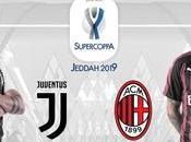 SuperCoppa Italiana Jeddah 2019, Juventus Milan (diretta 18.30