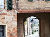 Chiusure Monte Oliveto Maggiore: quiete silenzi toscani