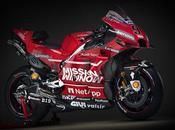 Ducati Desmosedici Team Mission Winnow MotoGP 2019
