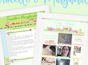 "Nuovo template ""Crocette Margherite"" Margherita"