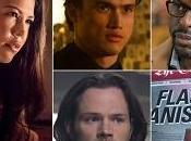 SPOILER Arrow, Riverdale, Supernatural, This Flash, HTGAWM, Supergirl, Gotham Passage