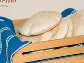 Pane arabo senza glutine Fornetto Ferrari