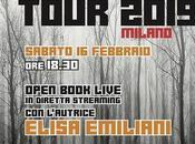 Cenere Milano Covo della Ladra Libri 16/2/19