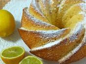 Ciambella semplice limone