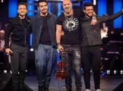 Volo Alessandro Quarta: duetto standing ovation