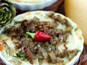 Sprecare: Budini salati gambi carciofi