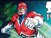 Royal Mail britannica unisce alle celebrazioni anni della Marvel