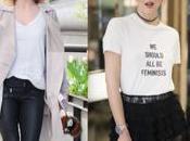 t-shirt bianca look very cool
