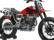 Honda 650L Flat Tracker Nicky Hayden Tribute Analog Motorcycles