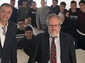CRONACA VOGHERA (pv). Liceo Maragliano lezioni sport radiotelevisivo