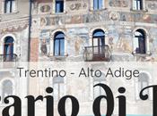 itinerario Trento piedi weekend