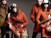 Burberry campagna pubblicitaria autunno-inverno 2011-2012 fall-winter campaign