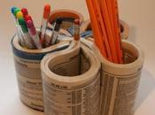 Come riciclare l'elenco telefonico/ recycle telephone directory