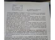 CRONACA MAGHERNO (pv). minoranza diserta consiglio protesta d'accordo.