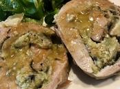 Filetto maiale farcito carciofi