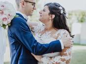 [Real Wedding] tocco barocco fiori rosa bianchi: sogno d'amore Lara Matteo