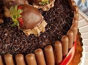 Torta Triplo Cioccolato Togo