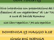 Palermo maggio, Aperitivo interetnico vegetariano Tolstoj vegetariano)