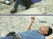 Leonardo Caprio Capri dormiva spiaggiato