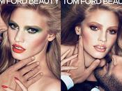 Lara Stone Ford Beauty Inverno 2012 Campagna