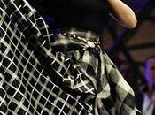 Lady Gaga vintage Gianni Versace Europride Roma 2011