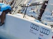 Brontolo testa alle audi sailing series melges