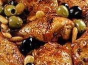 Pollo madorle olive