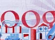 Google Doodle: maggio Festa Lavoratori