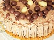 Torta Doppio Cioccolato Dragées Misti