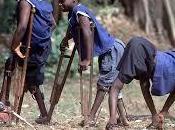 """""""scomparsa"""" della polio: mistificazione dura cinquant'anni"""