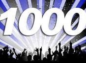 1000 Grazie!!