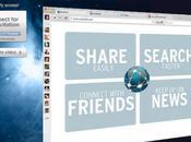 RockMelt, browser dedicato Facebook