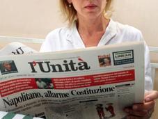 "Ecco perché Concita Gregorio lasciato L'unitá"""