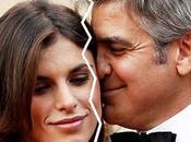 ufficialmente finita Clooney Canalis: scaduto contratto Cloonalis?