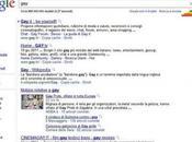 """digiti parola """"gay"""", Google compare l'arcobaleno!"""