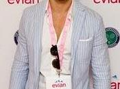 David Gandy Evian Suite Wimbledon