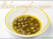 Salsa acciughe capperi