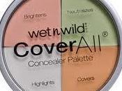 Wet'n'Wild-Cover Concealer Palette