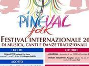 Pomaretto (To): Pineval Folk, festival itinerante musica canti tradizionali, luglio all'1 dicembre 2019