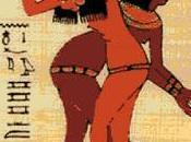 Schema punto croce: Papiro Egizio_3