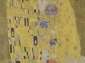 Schema punto croce: Bacio Klimt