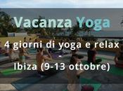 Vacanza yoga: relax yoga Ibiza (9-13 ottobre)