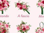 Come scegliere bouquet sposa perfetto base alla personalità.
