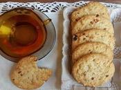 Cookies albicocche secche mandorle